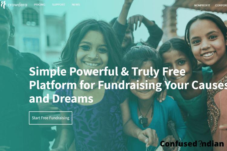 Crowdfunding Platforms in India crowdera