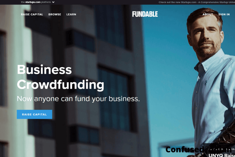 Crowdfunding Platforms in India fundable