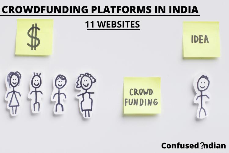 11 Crowdfunding Platforms in India (Best Websites)