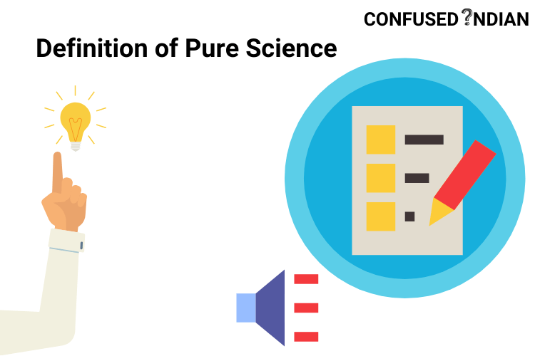 pure sciences definition