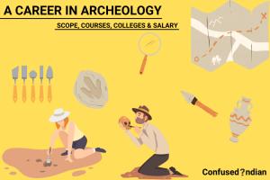 A CAREER IN ARCHEOLOGY