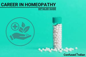Career in homeopathy