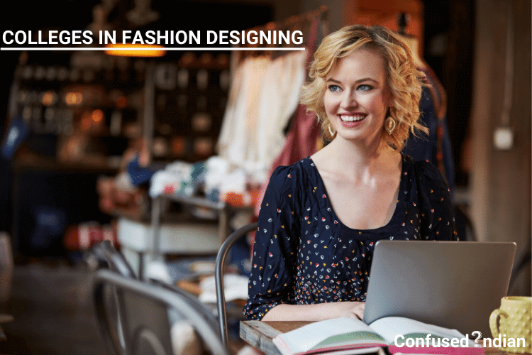 Colleges in Fashion designing