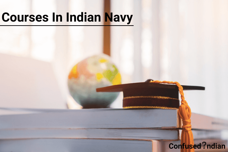 Courses in Indian Navy