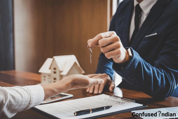 Estate agent part time business