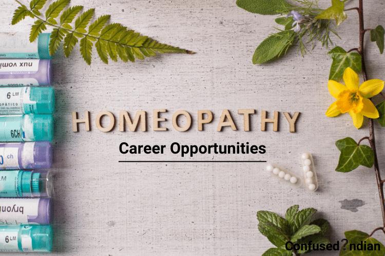 Homoeopathy Career Opportunities