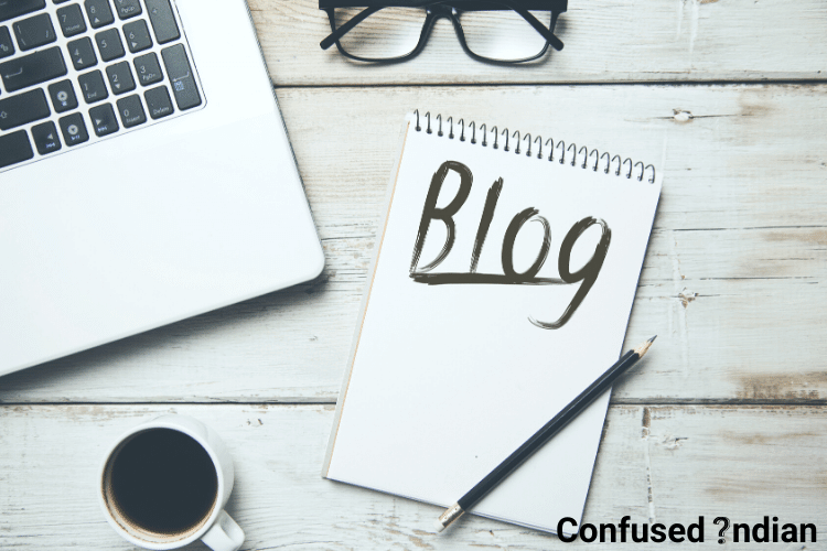 How to start a blog in India for free