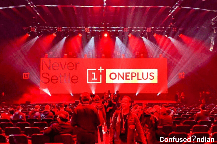 One plus nord launch event
