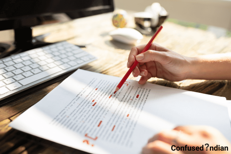 Proofreading part time business ideas with low investment