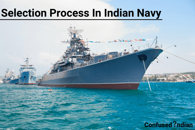 Selection Process In Indian Navy