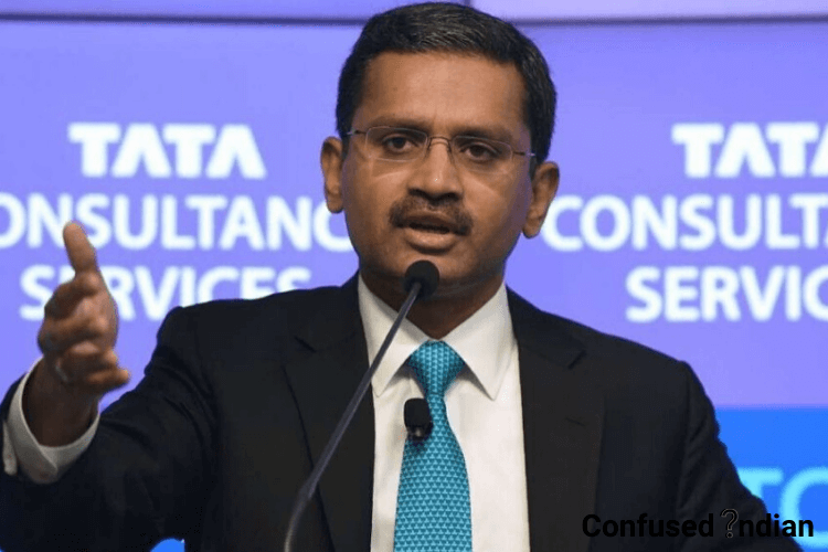 TCS CEO