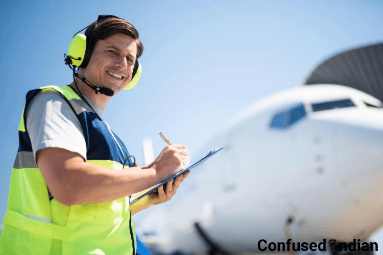 aviation management salary
