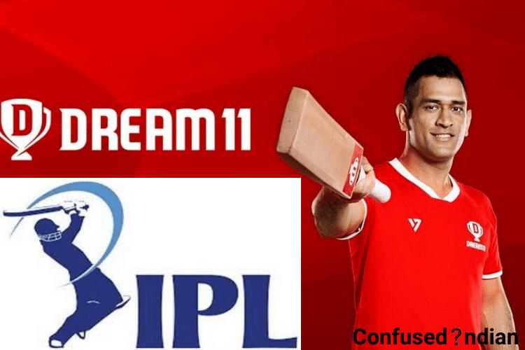 Dream11 Is New Sponsor Of IPL Replacing Vivo