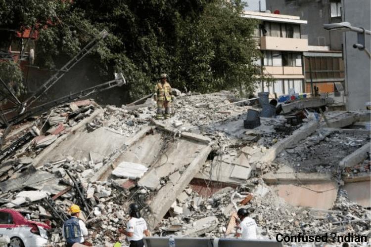 jammu and Kashmir earthquake