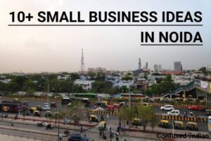 small business ideas in Noida