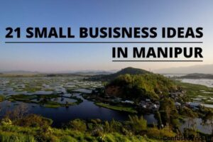 Top 21 Small Business Ideas In Manipur With Low Investment In 2021