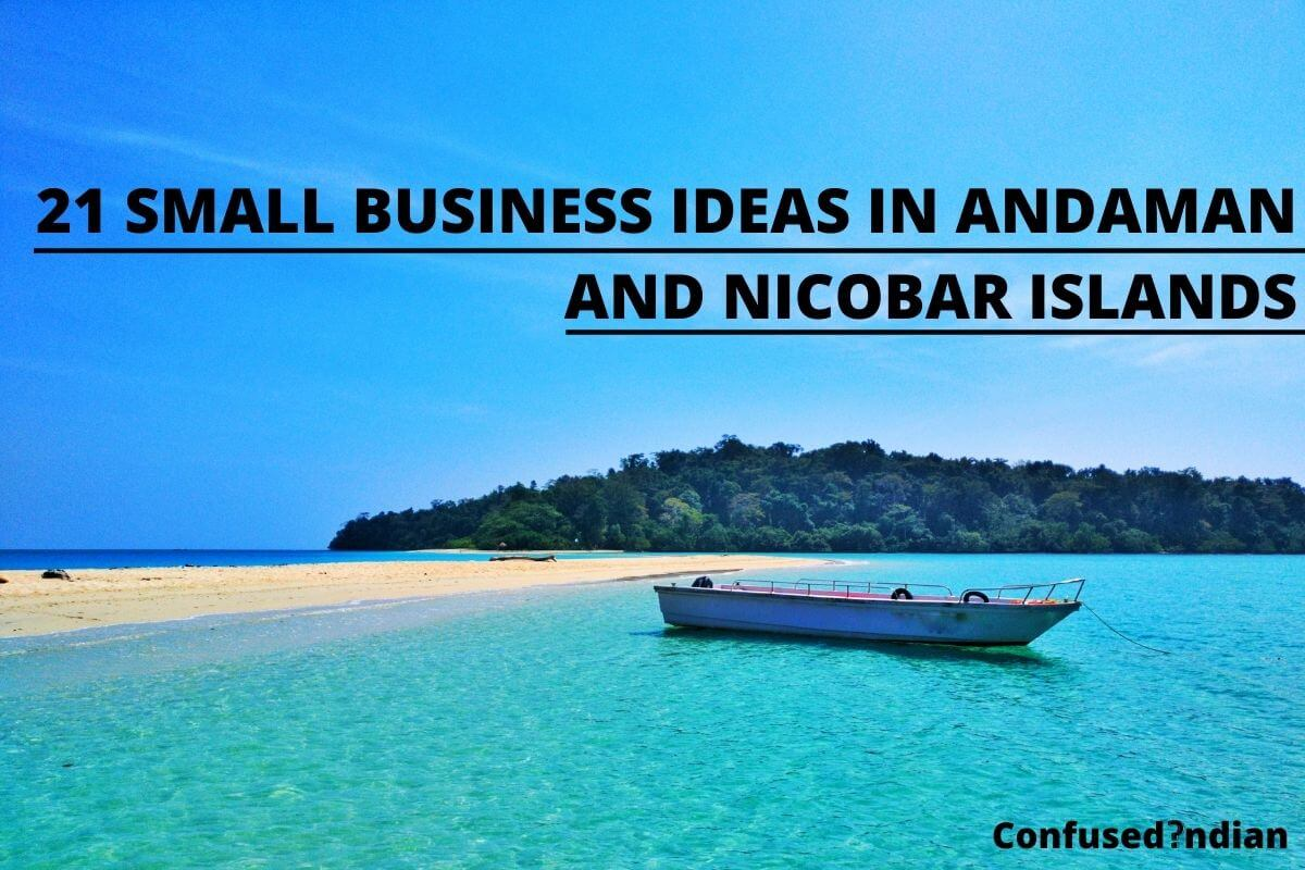 11 Small Business Ideas In Andaman And Nicobar Islands With Low Investment In 2021