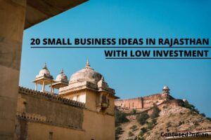 small business ideas in Rajasthan