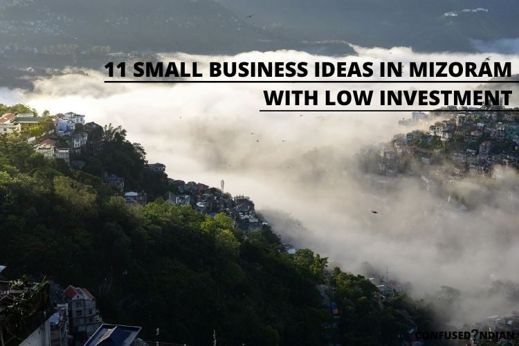 11 Small Business Ideas In Mizoram With Low Investment in 2021