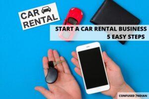 car rental business