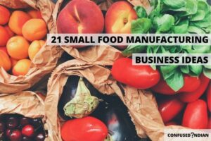food manufacturing business ideas