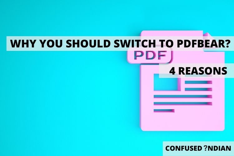 Conversion Guide: 4 Reasons to Switch To PDFBear