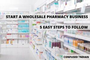 Wholesale Pharmacy Business