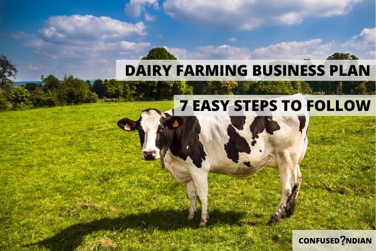 How To Start A Dairy Business In 7 Steps | Dairy Farming Business Plan