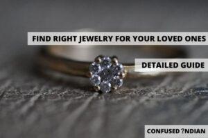 find right jewelry