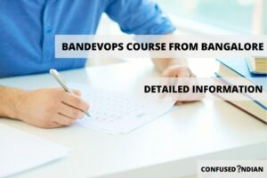 BanDevOps course from Bangalore