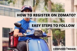 HOW TO REGISTER ON ZOMATO