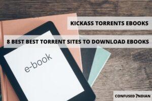 Kickass Torrents eBooks | 8 Best Torrent Sites To Download Free eBooks