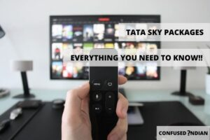 Tata Sky Packages