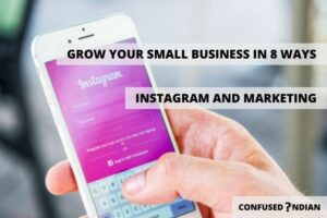 grow business with instagram