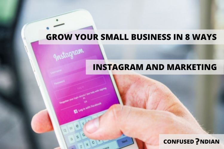 How to grow your small business with marketing and Instagram