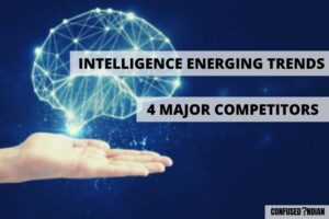 4 Major Competitor Intelligence Emerging Trends