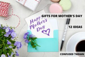 12 Gifts Your Mother Desires on Mother's Day !!