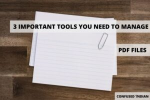Manage Your PDF Files