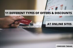 Offers & Discounts At Online Sites