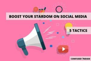 stardom on social media