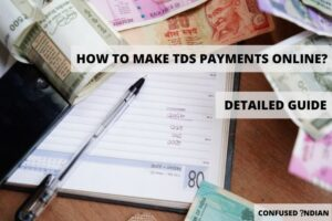 How to make TDS Payments Online?