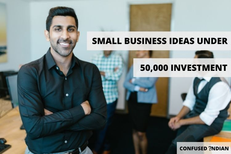 11 Small Business Ideas Under 50,000 Investment